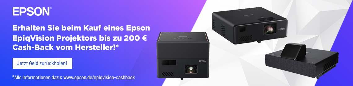 Epson EpiqVision Cashback