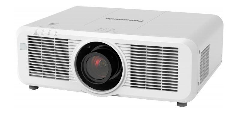Panasonic PT-MZ670L (Without lens)