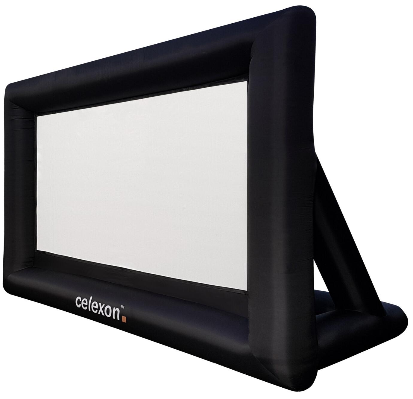 Écran de projection celexon gonflable d'extérieur INF200