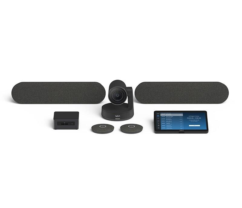 Logitech Tap room solution for Zoom Rooms - Large Bundle