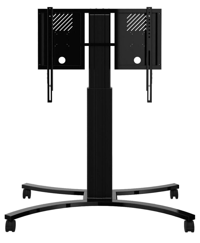 celexon Expert elektrisch höhenverstellbarer Display-Rollwagen Adjust-4286MB - 50cm