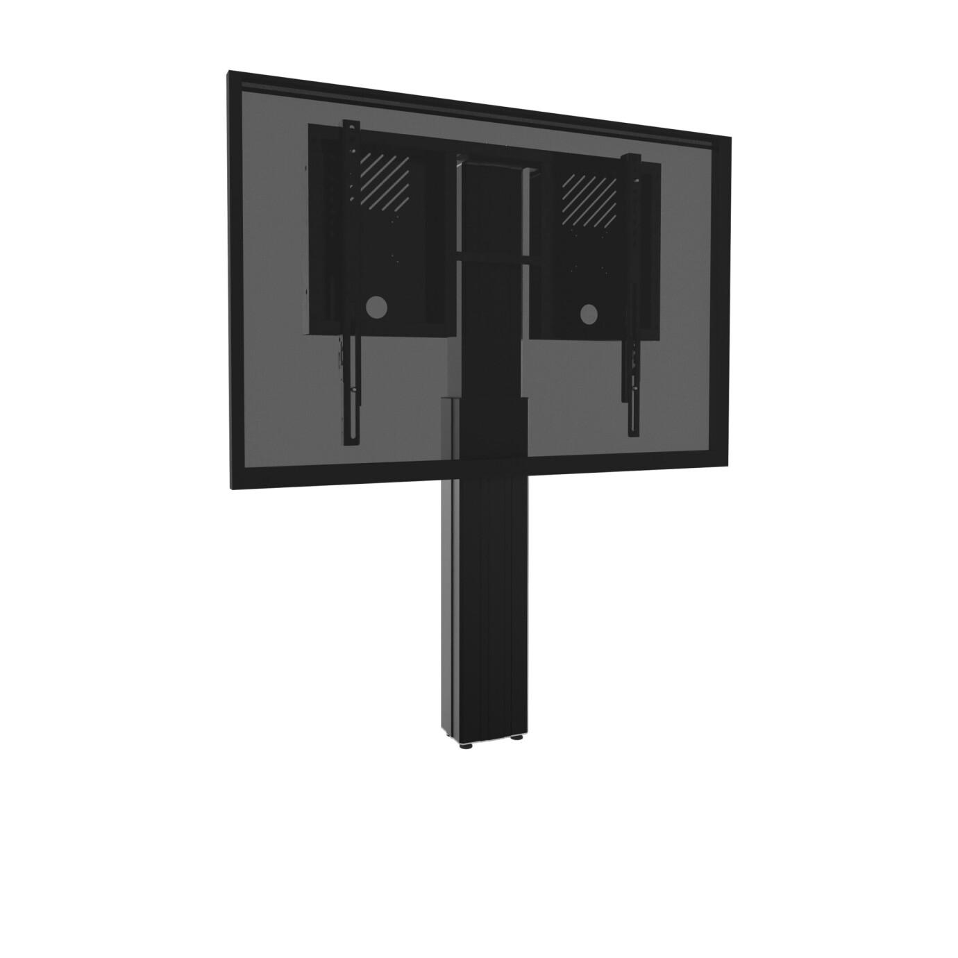 celexon Expert elektrisch höhenverstellbarer Display-Ständer Adjust-4275WB mit Wandbefestigung - 50cm