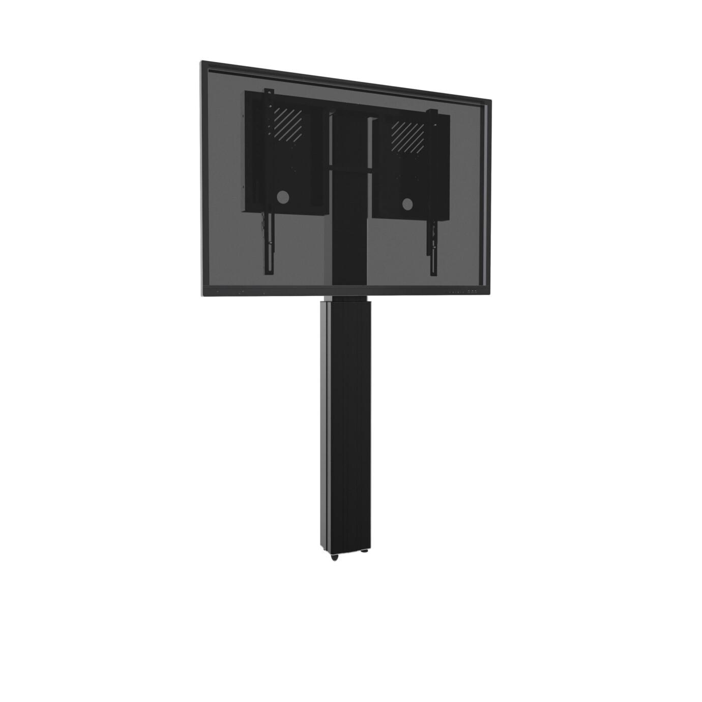 celexon Expert elektrisch höhenverstellbarer Display-Ständer Adjust-4286WB mit Wandbefestigung - 70cm
