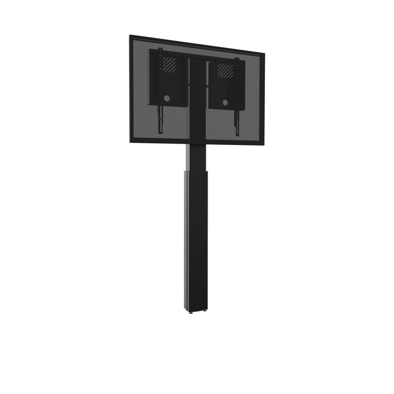 celexon Expert elektrisch höhenverstellbarer Display-Ständer Adjust-4286WB mit Wandbefestigung - 90cm