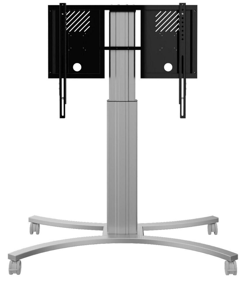 celexon Expert elektrisch höhenverstellbarer Display-Rollwagen Adjust-4286MS - 50cm