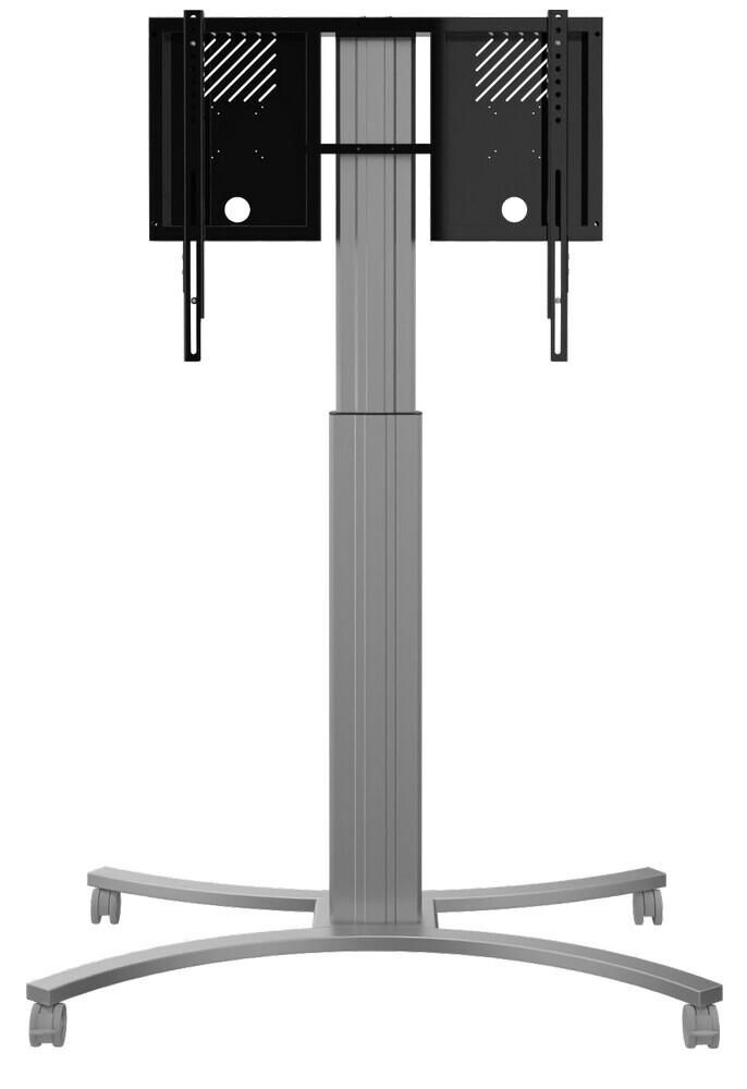 Celexon Expert electric height adjustable display trolley Adjust-4286MS - 70cm