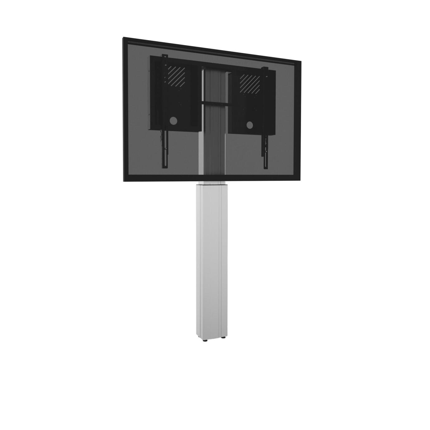 celexon Expert elektrisch höhenverstellbarer Display-Ständer Adjust-4286WS mit Wandbefestigung - 70cm