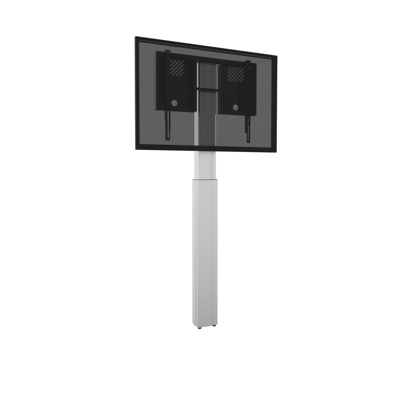 celexon Expert elektrisch höhenverstellbarer Display-Ständer Adjust-4286WS mit Wandbefestigung - 90cm