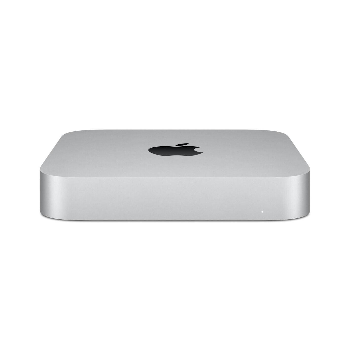 Apple Mac mini M1 8-Core CPU 256 GB Silber