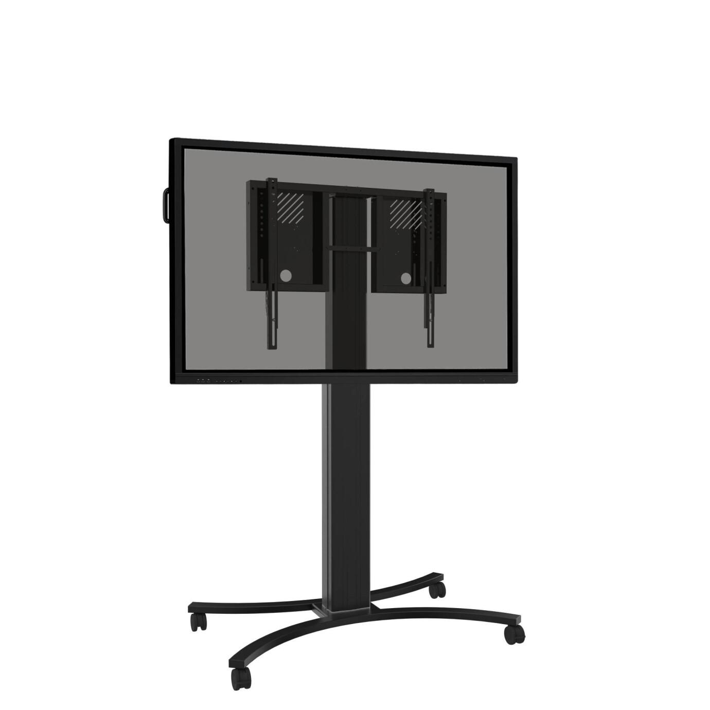 celexon Expert electric height-adjustable display trolley for Samsung Flip 2 WM85R