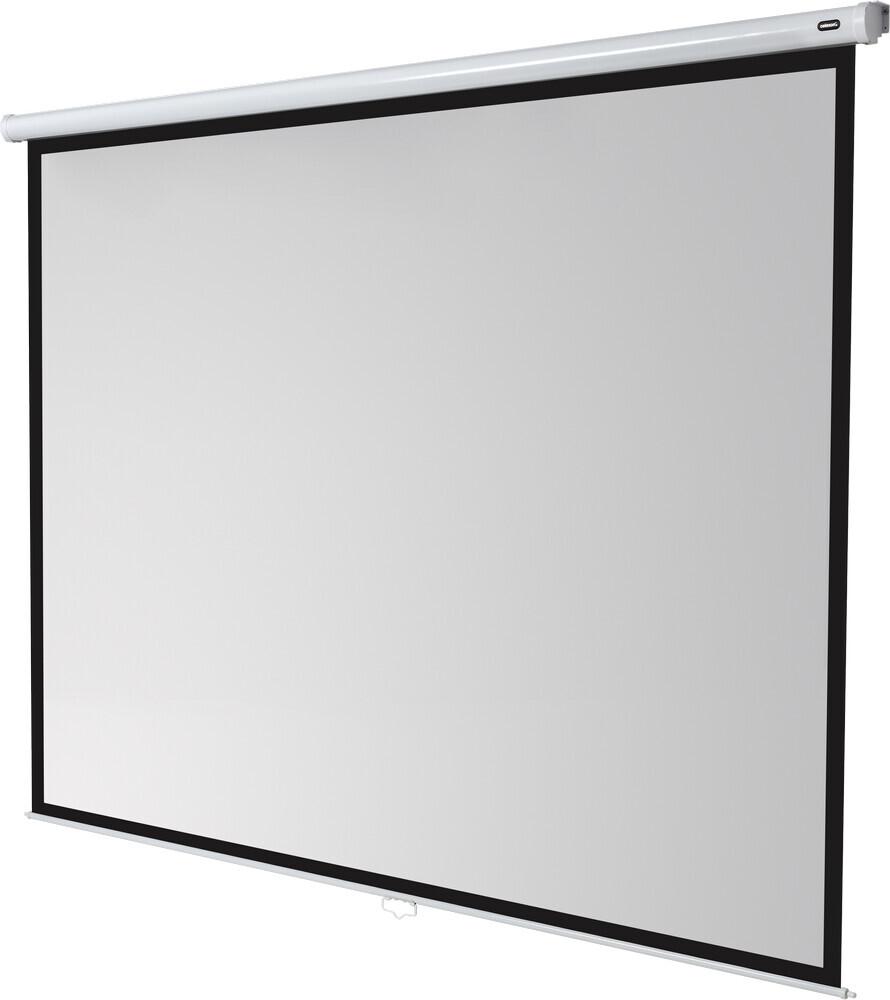 celexon projektorduk economy manuell 300 x 225 cm