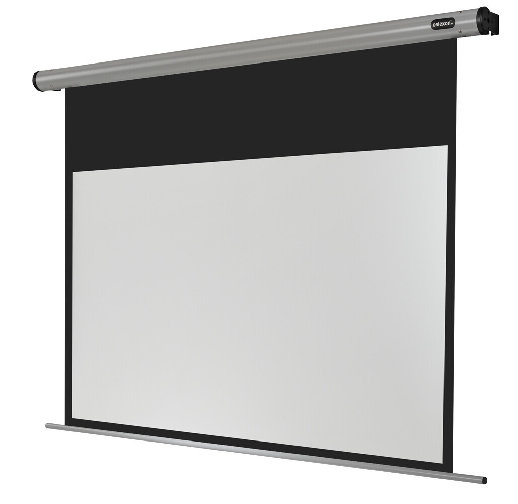 Pantalla Eléctrica celexon HomeCinema de 240 x 135 cm