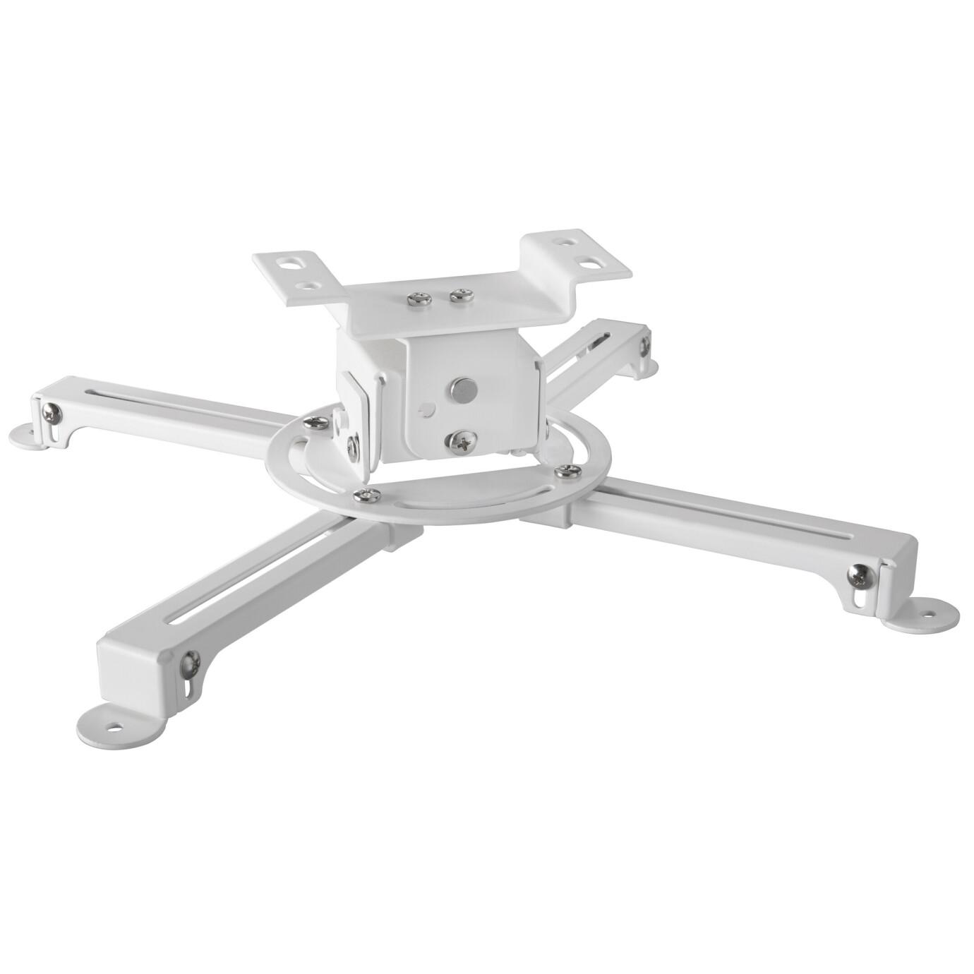 Support universel pour plafond celexon MultiCel 1000 Pro - Blanc