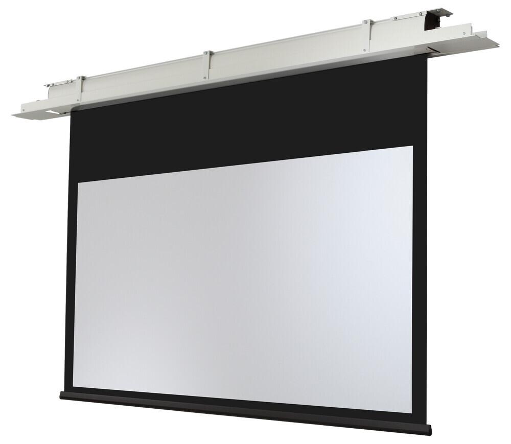 Ecran encastrable au plafond celexon Expert motorisé 220 x 124 cm