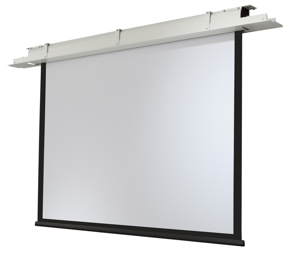 Ecran encastrable au plafond celexon Expert motorisé 300 x 225 cm