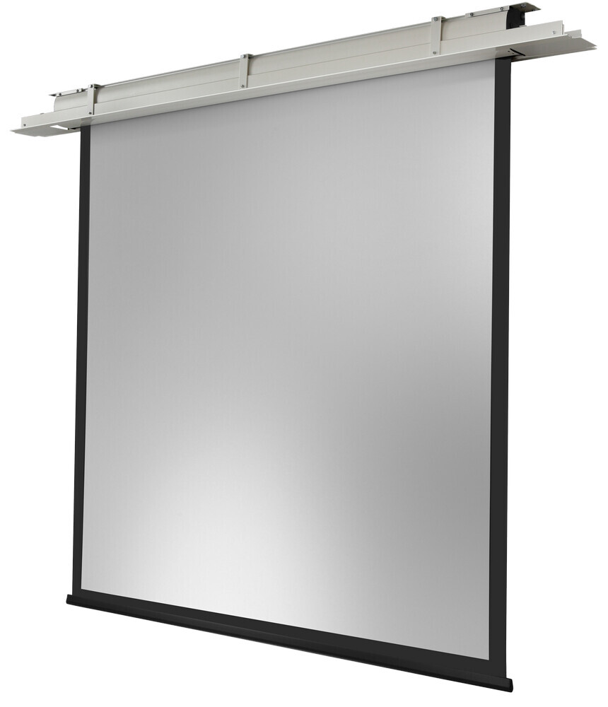 celexon schermo motorizzato Expert 250 x 250 cm - schermo da incasso