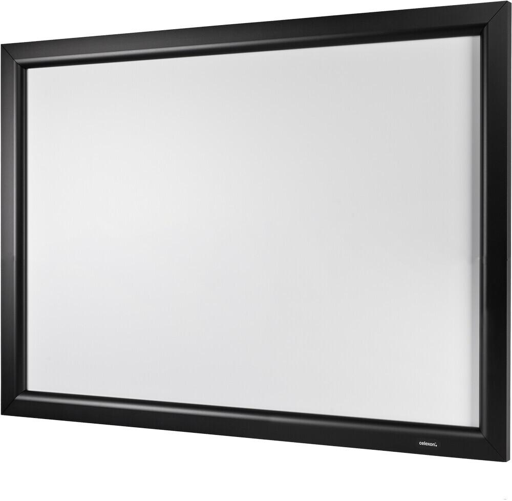 celexon HomeCinema ramspänd filmduk 300 x 169 cm