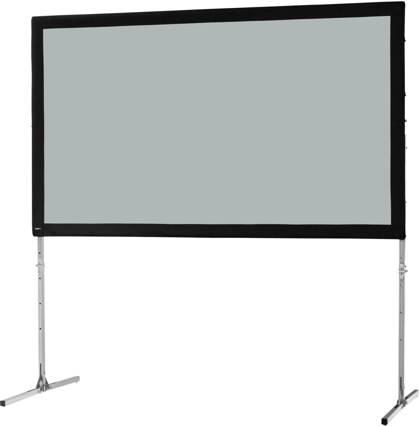 celexon Faltrahmen Leinwand Mobil Expert 244 x 137cm, Rückprojektion