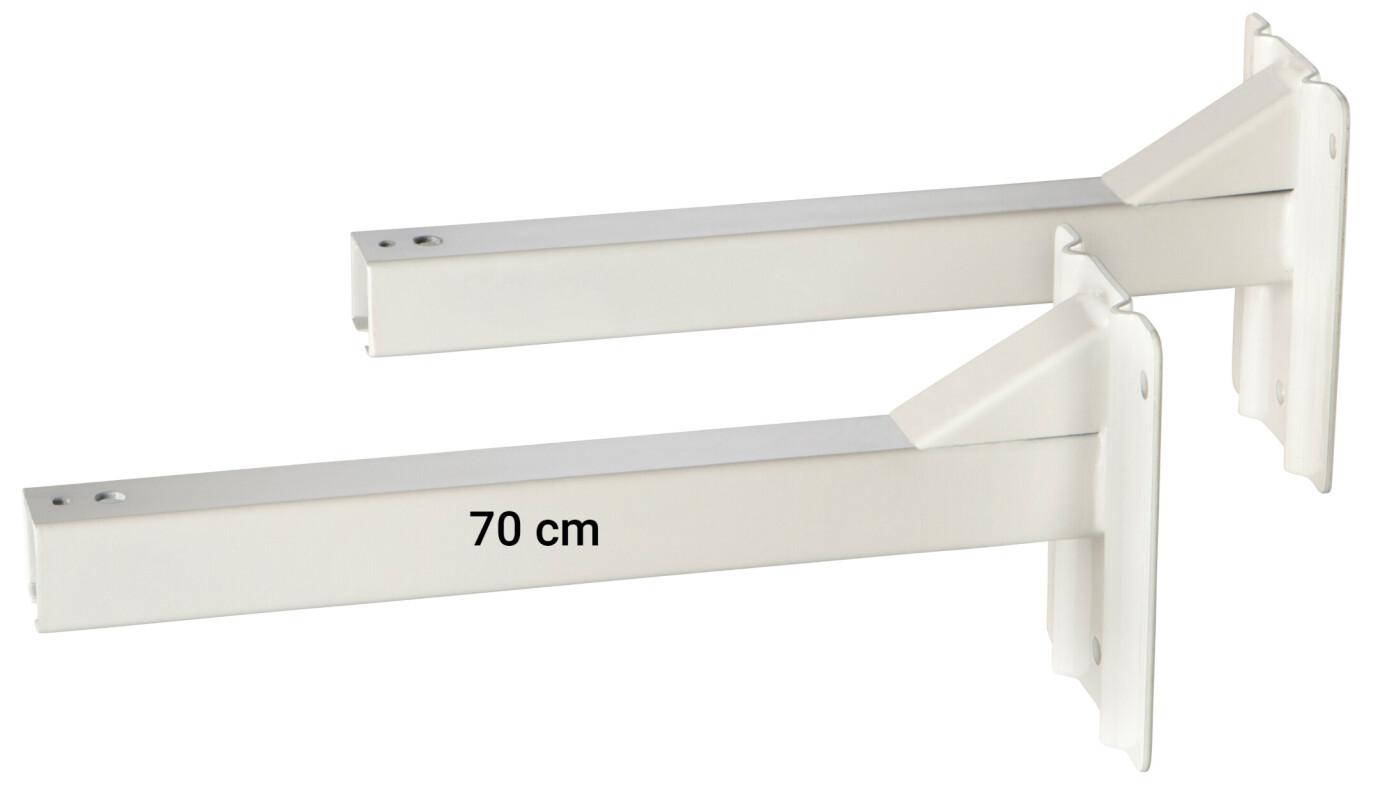 Barra de distancia para pared para serie Profesional de pantallas eléctricas de celexon - 70cm