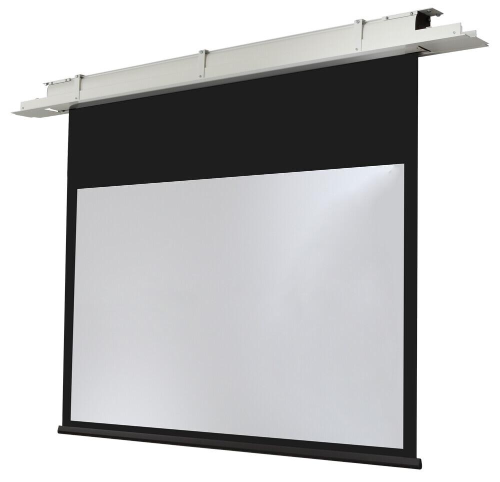 celexon schermo motorizzato Expert 250 x 156 cm - schermo da incasso