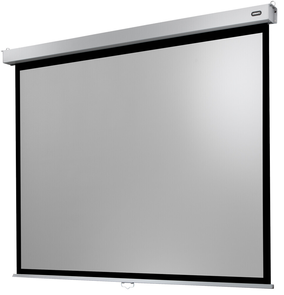 celexon screen Manual Professional Plus 280 x 210 cm - Slow retraction