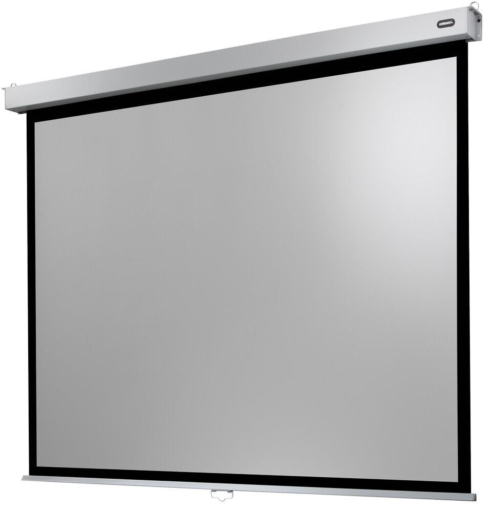 celexon screen Manual Professional Plus 300 x 225 cm - Slow retraction