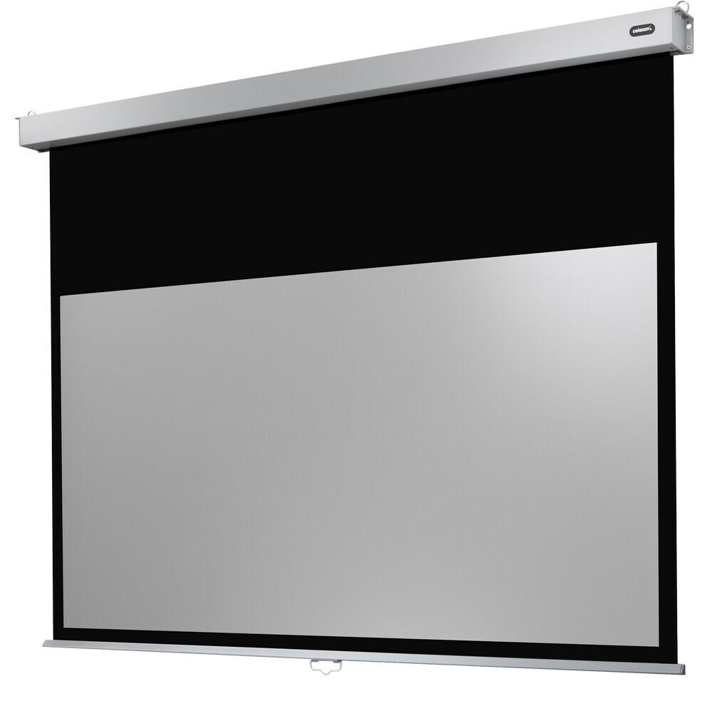 celexon manuell projektorduk Professional Plus 300 x 169 cm