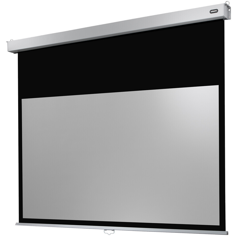 celexon screen Manual Professional Plus 280 x 175 cm - Slow retraction
