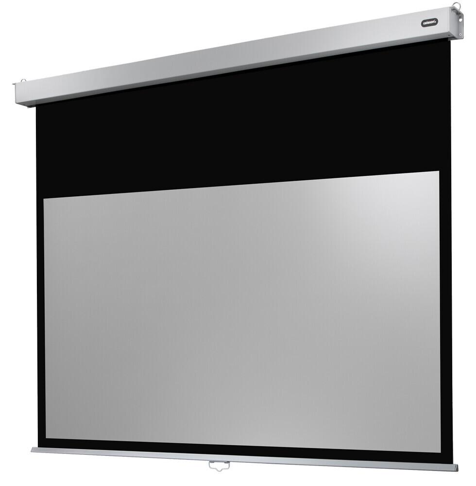 Ecran de projection celexon Manuel PRO PLUS 300 x 187cm