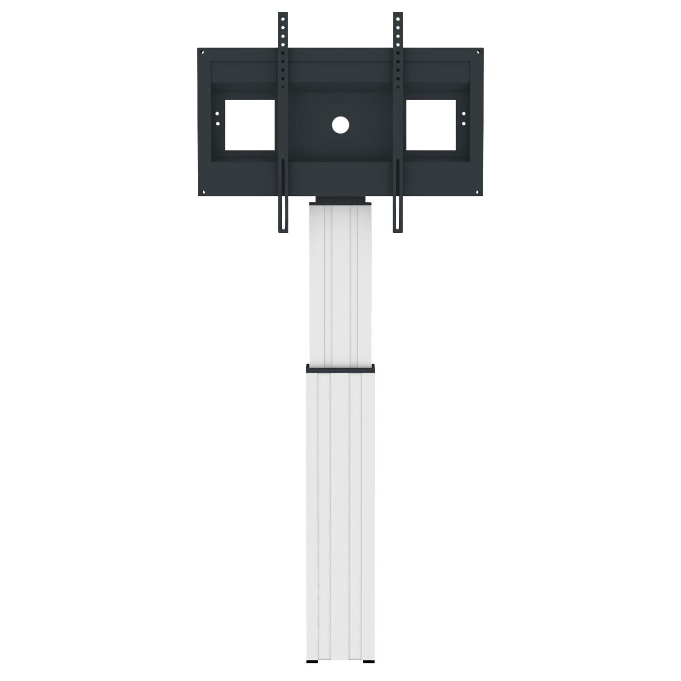celexon Professional Plus elektrisch höhenverstellbarer Display-Ständer Adjust-42100W mit Wandbefestigung