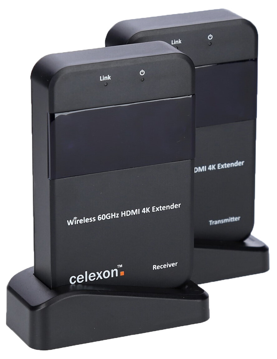celexon Expert HDMI radio set WHD30M - 4K