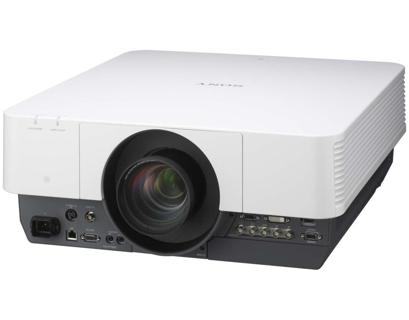 Sony VPL-FH500L (sin objetivo)