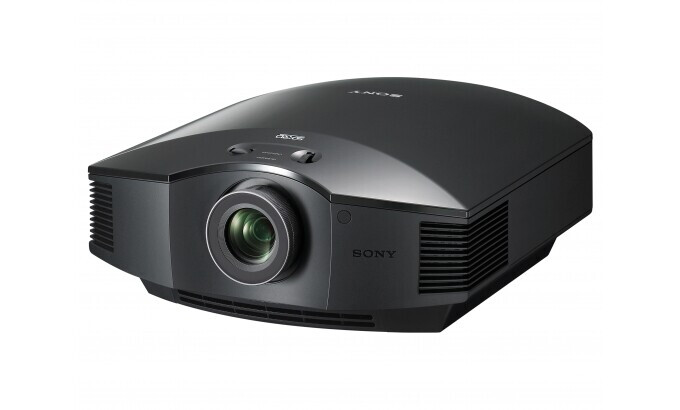 Sony VPL-HW65ES svart
