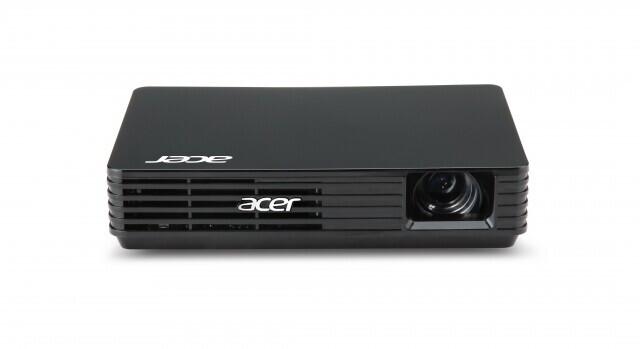 Acer C120 - Demo Platin