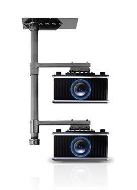 InFocus PRJ-STACK-UNIV Projektorstapler mit Deckenanbringung