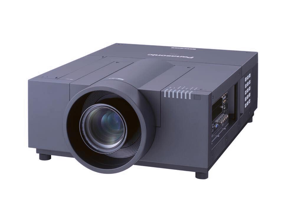 Panasonic PT-EX12KE (ohne Objektiv)