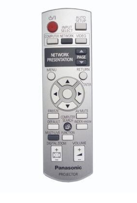 Télécommande Panasonic N2QAYB000436 pour PT-LB90NTE