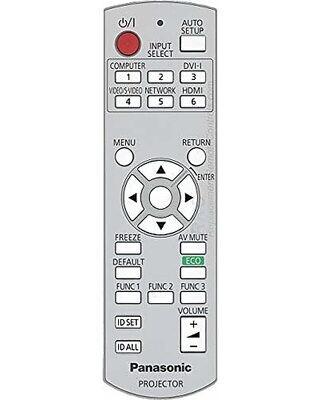 Panasonic mando a distancia para proyector PT-FW430E
