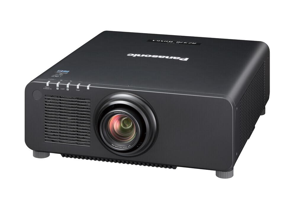 Panasonic PT-RZ970BE (schwarz, inkl. Standardobjektiv)