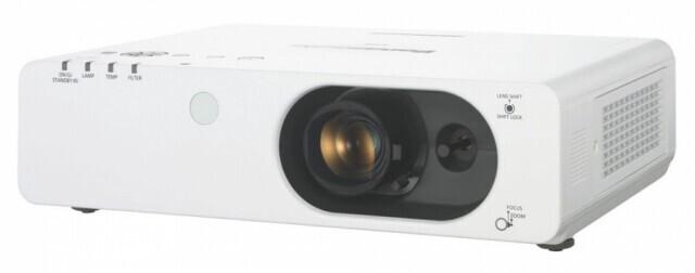 Panasonic PT-FX400E - Demoware Silber