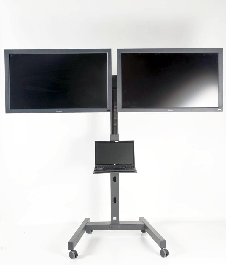 Liesegang Doppel-LCD-Ständer ST 72