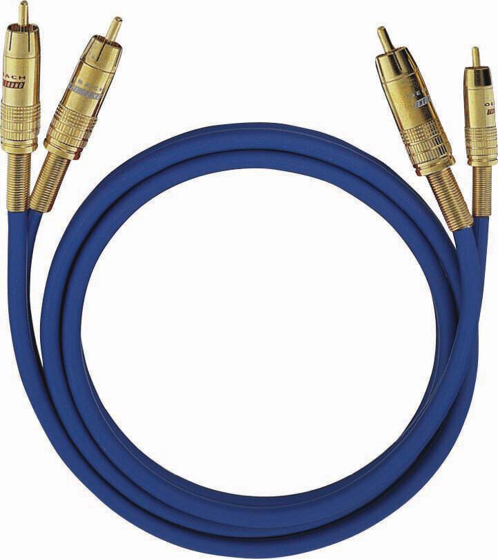 Oehlbach NF 1 Master Set blau - 5,0 m