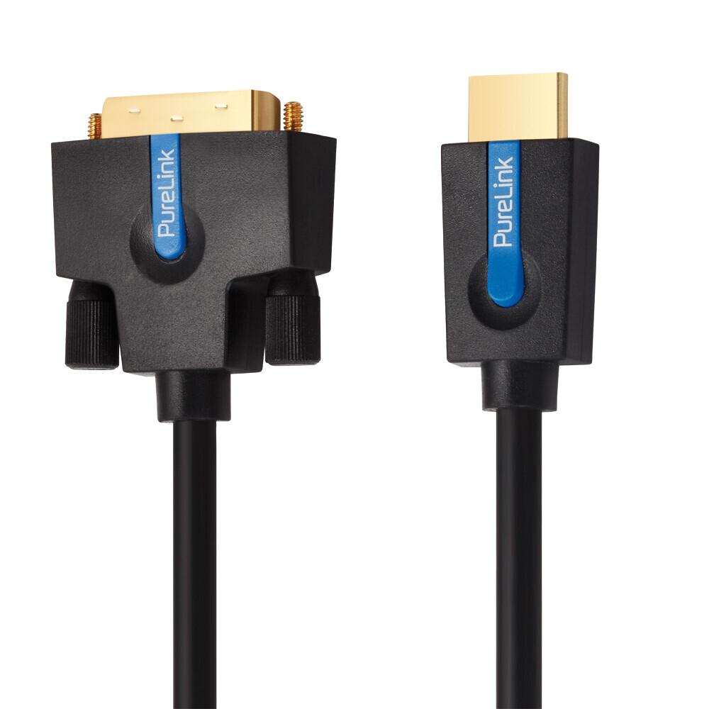 Purelink HDMI/DVI Kabel - Cinema Serie 5,00 m