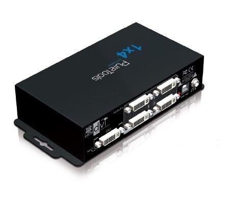 Purelink PT-SP-DV14 - DVI Single Link verdeler