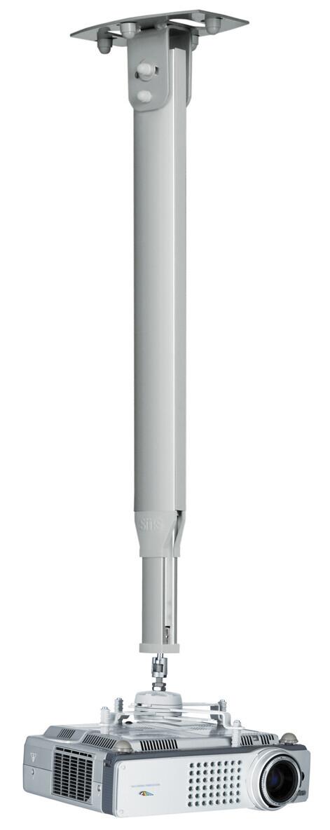 SMS Deckenhalterung CL V1050-1300 silber