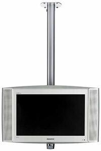 SMS Flatscreen soporte de techo CM ST400 negro
