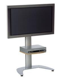 SMS Flatscreenstandfuß FH T1450 silber