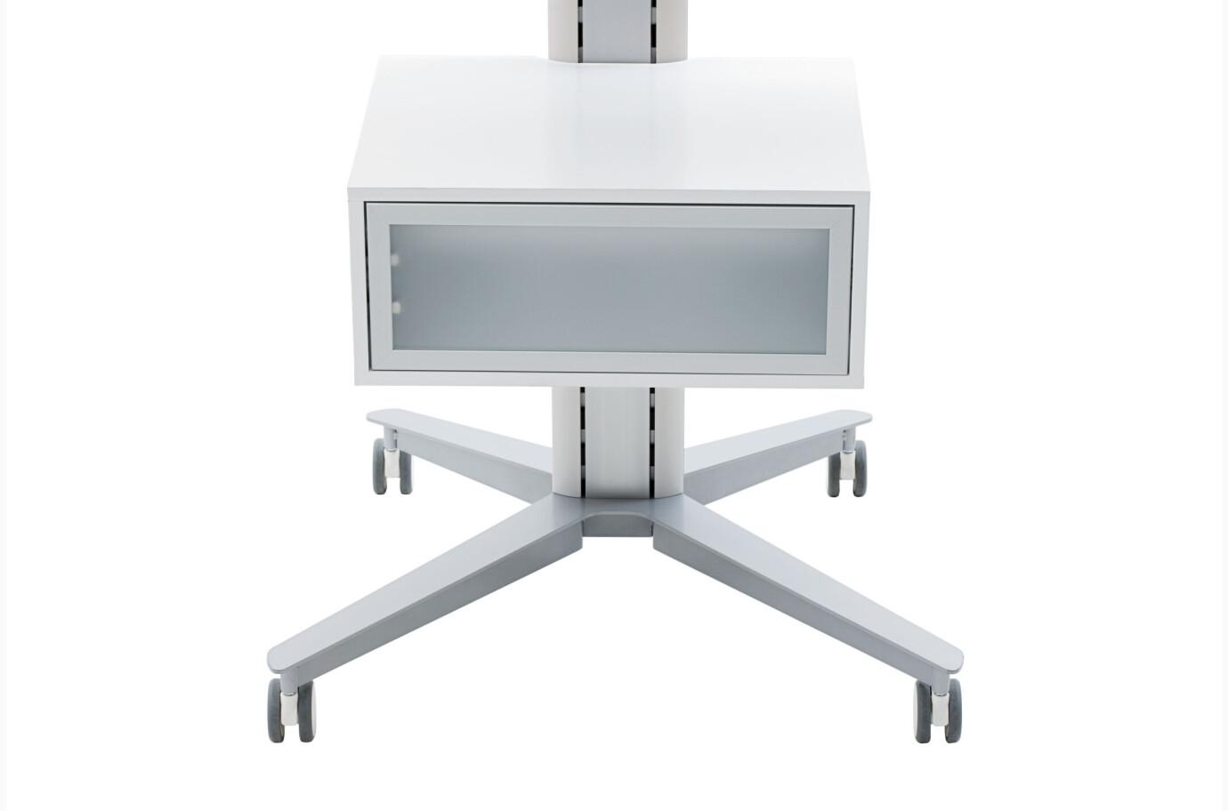 SMS X Media Box - White