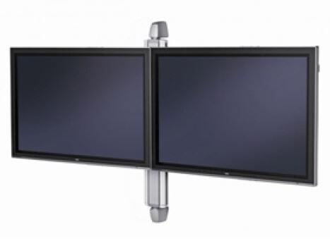 SMS Flat X WH 1105 Video Conf Wandhalterung, höhenverst.