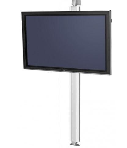 SMS Flatscreen X WFH S1955 A/W Wand-/Bodenhalter, höhenverst.
